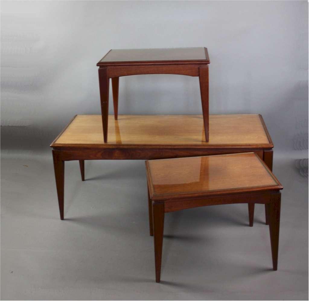 Long Nesting Tables ~ Mid century teak nesting coffee tables latest stock